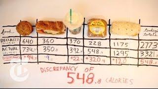 Video Calorie Detective: The Real Math Behind Food Labels   Op-Docs   The New York Times MP3, 3GP, MP4, WEBM, AVI, FLV Januari 2019