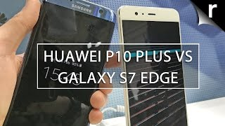 Video Huawei P10 Plus vs S7 Edge: Huawei and Samsung 5.5-inch phones compared MP3, 3GP, MP4, WEBM, AVI, FLV Januari 2019