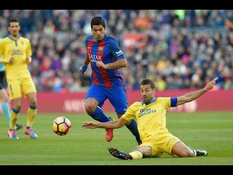 Las Palmas vs FC Barcelona 1-4 May 14th 2017 All Goals and Highlights!