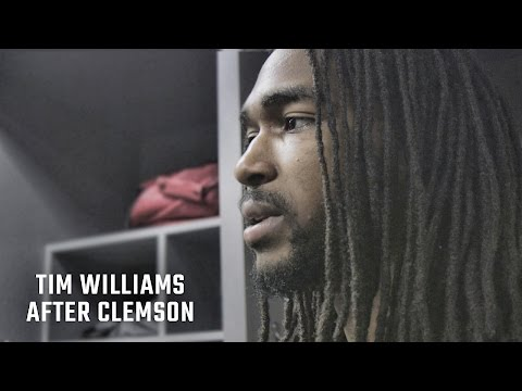 Download Hear what an emotional Tim Williams said after Alabama's loss to Clemson HD Mp4 3GP Video and MP3