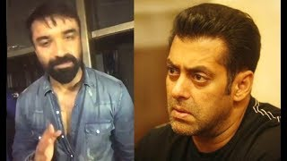 Video Ajaz Khan ANGRY On Salman Khan - Watch Full Video MP3, 3GP, MP4, WEBM, AVI, FLV Oktober 2017