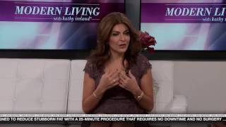 Dr. V from V Boutique Palm Beaches featured on Modern Living with kathy ireland