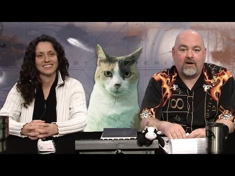 Creationist Cat calls into the Atheist Experience!