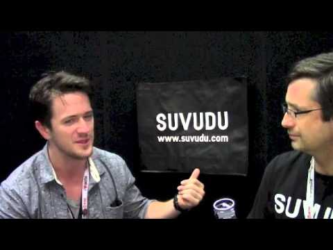 Interview with Pierce Brown at San Diego Comic Con 2013