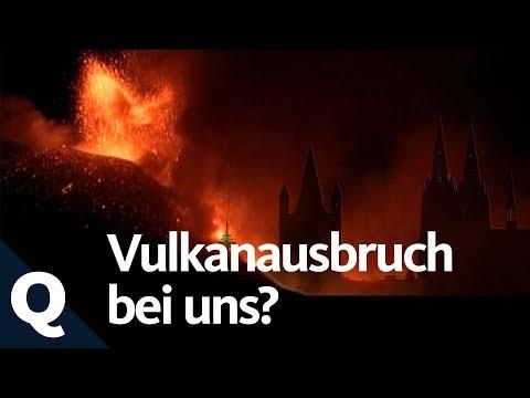 Warum in Deutschland ein Vulkan ausbrechen könnte