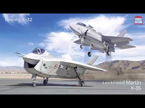Boeing dan Lockheed telah bersaing...