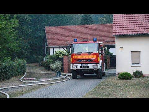 Waldbrand in Brandenburg: Erste Evakuierte können zurüc ...