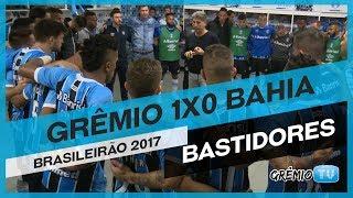 Mais um vídeo exclusivo da GrêmioTV na vitória Tricolor sobre o Bahia pelo Brasileirão 2017. Imagens: Juares Dagort → Inscreva-se no canal e faça parte da to...