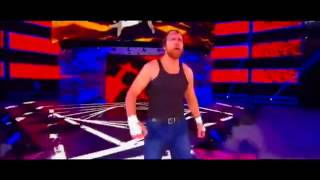 Dean Ambrose vs John Cena vs Aj Styles WWE - Word Championship - No Mercy 2016 Highlights
