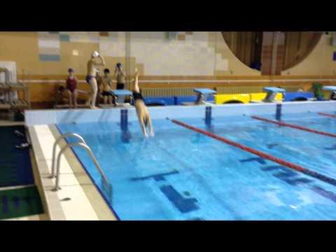 Совершенствование техники стартов и поворотов в плавании баттерфляй и брасс