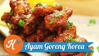Video Korean Fried Chicken | SHERLA APRILIA MP3, 3GP, MP4, WEBM, AVI, FLV November 2018