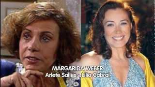 Comparação entre o elenco da novela original com o do remake idealizado por mim. No remake: Thiago Lacerda -- Raimundo Flamel/Feliciano Júnior (Edson ...
