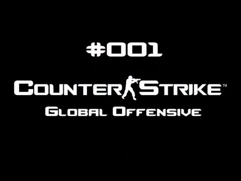 Let's Play Counterstrike GO #001 [Deutsch] [HD] - Erste Runde