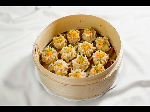 Khám phá ẩm thực trung hoa với cách làm dimsum hải sản