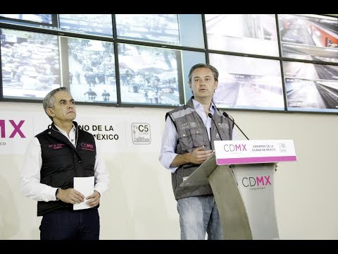 Rueda de Prensa Aurelio Nuño Regreso a Clases