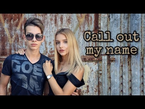 The Weeknd   Call Out My Name Live Acoustic Andy Ciobanu & Maya Pop