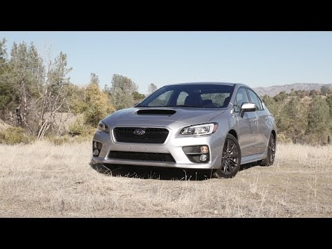 2015 Subaru WRX First Drive and Review