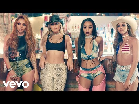 Little Mix feat. Machine Gun Kelly - No More Sad Songs