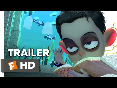 Howard Lovecraft & the Frozen Kingdom Official Trailer 1 (2016) - Ron Perlman Movie