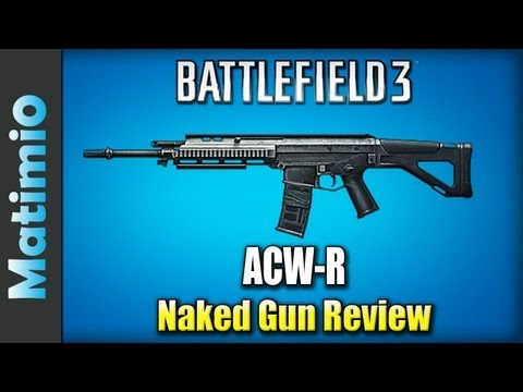 acw r - SG553 Naked Gun Review - All Purpose Gun: http://www.youtube.com/watch?v=yzg4JpTHEws The Naked Gun is a series where I use a weapon with no attachments. Toda...