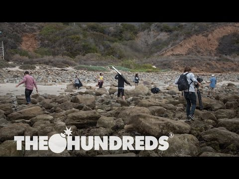 THE HUNDREDS  Spring 2013 Collection | Behind The Scenes Video