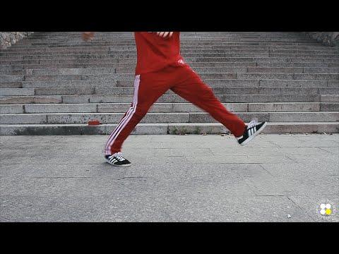 Juicy J - Low (Nicki Minaj, Lil Bibby, Young Thug) | footwork choreography by Nikita Baitsur D.side