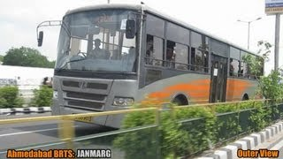 World's Best: Ahmedabad BRTS- JANMARG in Gujarat, India! full download video download mp3 download music download
