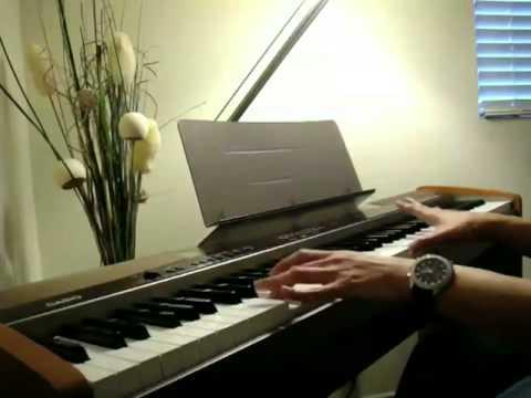 Single Ladies - Beyyonce  on Piano  (Beyonce)