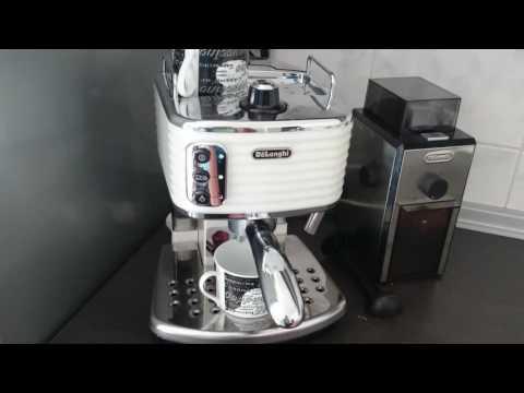 EspressoDeLonghi ECZ 351 W