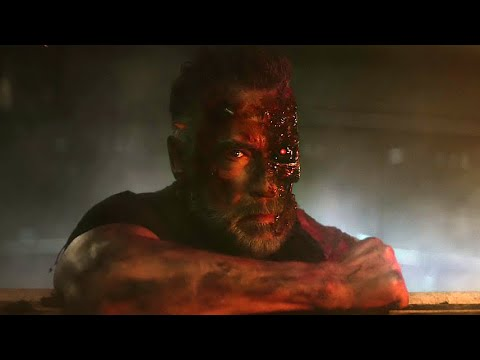 For John (T-800 kills Rev-9) | Terminator: Dark Fate [UltraHD, HDR]