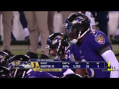 ROBERT GRIFFIN III | NFL PRESEASON WEEK 2 | BALTIMORE RAVENS