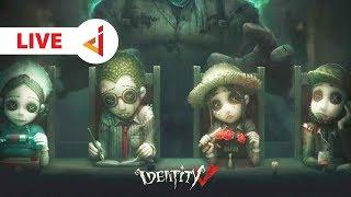 OLAHRAGA JEMPOL PAGI !! - Identity V [Indonesia] LIVE