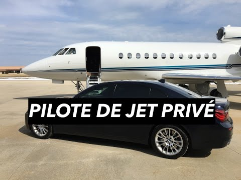 Comment devenir PILOTE DANS L'AVIATION D'AFFAIRES ?