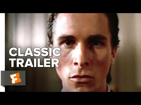 American Psycho (2000) Trailer #1 | Movieclips Classic Trailers
