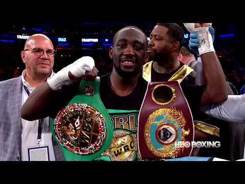 terence crawford vs. felix diaz - highlights