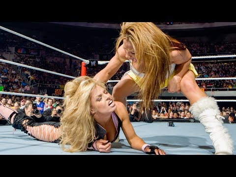 Mickie James' obsession with Trish Stratus turns dangerous: WWE Timeline sneak peek