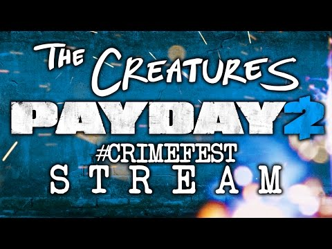 STREAM - Subscribe to The Creatures: http://bit.ly/tchsub The Creatures traveled to Sweden to stream during Crimefest on the 3rd Anniversary of Payday: The Heist! - - - - - - - Website- http://bit.ly/tch...