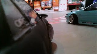 RC Drift Car With Ls1 Motor