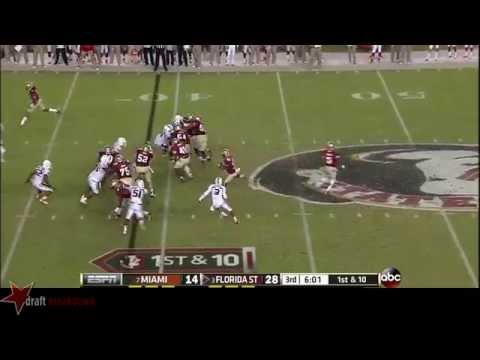 Tracy Howard vs Florida St. 2013 video.