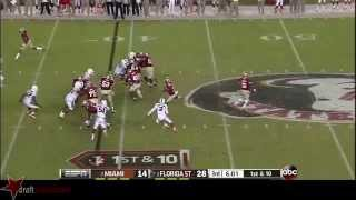 Tracy Howard vs Florida State (2013)
