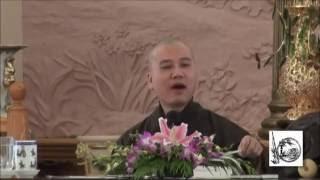 Lòng Từ Vô Ngại 8 - Thầy. Thích Pháp Hòa tại Edmonton, AB (Jan.7, 2012)
