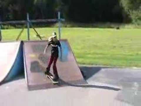 Chris Peterson - Gheto Park Augusta Maine