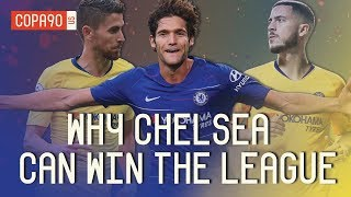 Video 5 Reasons Why Chelsea Can Win the Premier League MP3, 3GP, MP4, WEBM, AVI, FLV November 2018
