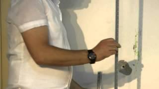 טיח גבס - יתרונות והדגמה של יישום ידני ופשוט
