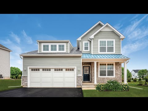 The Franklyn by Tuskes Homes