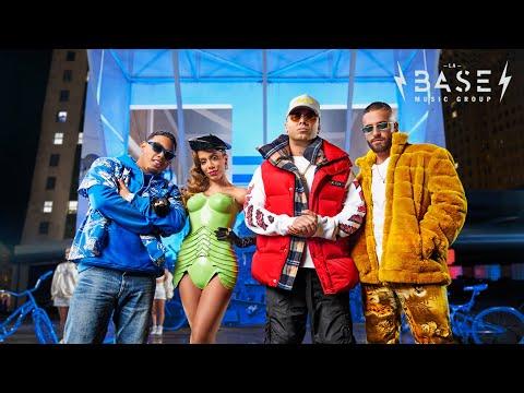 Wisin, Myke Towers, Maluma - Mi Niña Remix (Official Video) ft. Anitta, Los Legendarios