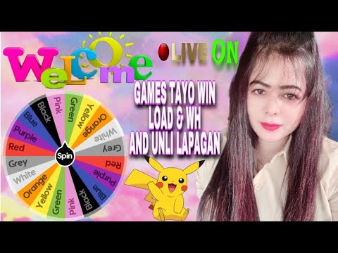 LETS PLAY THE GAME AND WIN LOAD AND WH / UNLI LAPAGAN AT ISDAAN DITO