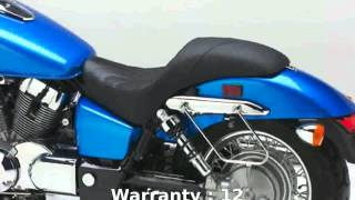 10. 2013 Honda Shadow Spirit 750 C2 Features, Walkaround