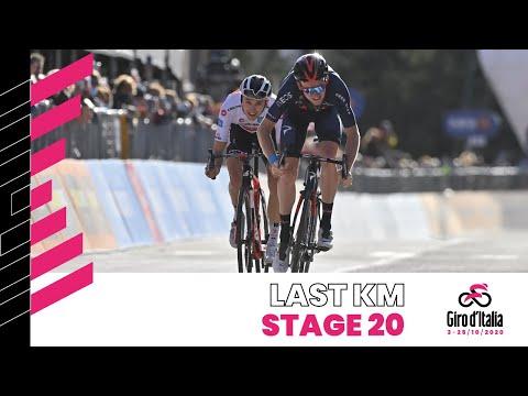 Giro d'Italia 2020 | Stage 20 | Last Km