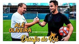 Travessão e resenha com Alê Oliveira - Quem ganhou o desafio?